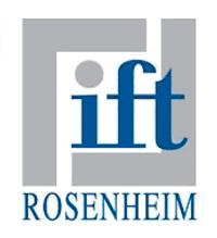 ロゴ:ift ROSENHEIM