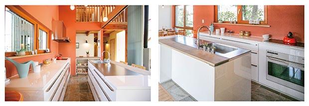オリジナルキッチンからメーカーのシステムキッチンまで幅広く対応します