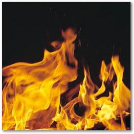 優れた燃焼特性と防耐火性によって火災に強い建築物をつくり、より高い安全性を支えます